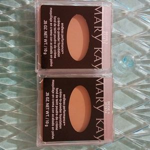 Other - Creme to powder foundation